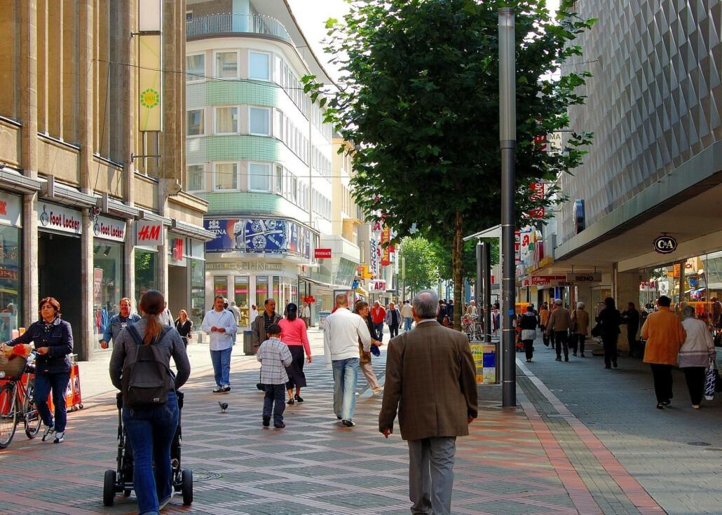 Innenstadt Der Bewerbermarkt in Zeiten der Digitalisierung